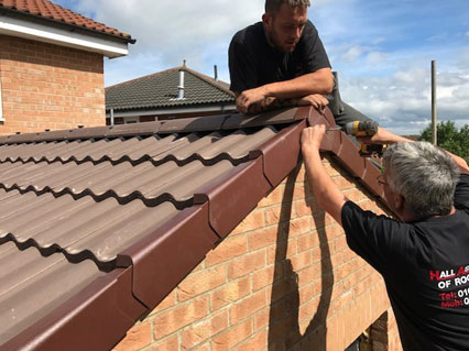 Dry Verge Installers Middlesbrough