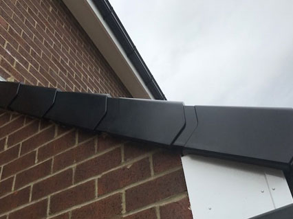 Dry Verge Installers in Middlesbrough