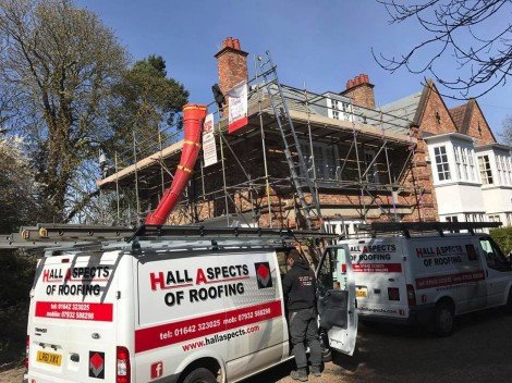 Hall Aspects of Roofing - Roofers Middlesbrough