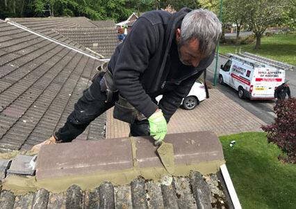 Roof Ridge Repair Middlesbrough