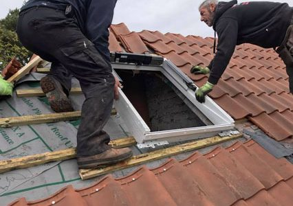 Roof Window Installation Middlesbrough