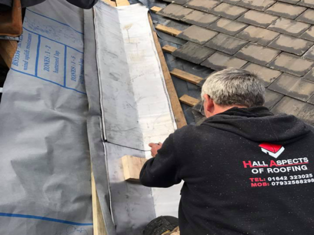 Lead Roof Flashing Middlesbrough