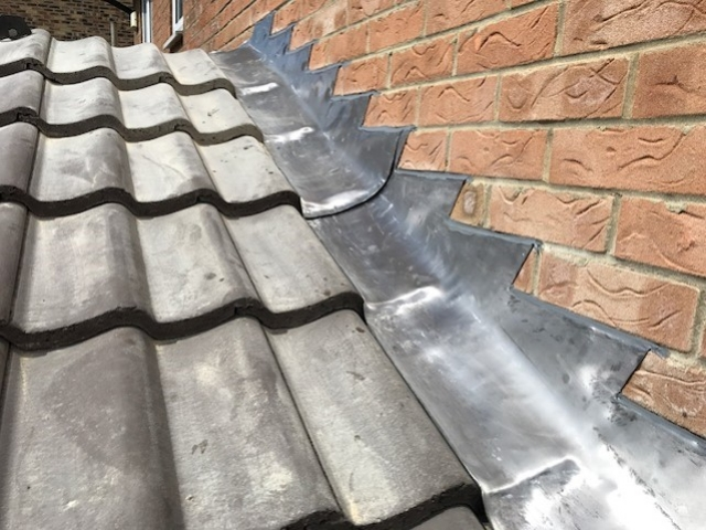 Lead Flashing Middlesbrough. Lead Roof Work Middlesbrough